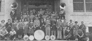 1944-45 Band copy