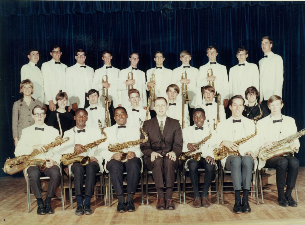 1965-66 Jazz Band (1st EC Jazz Band) copy