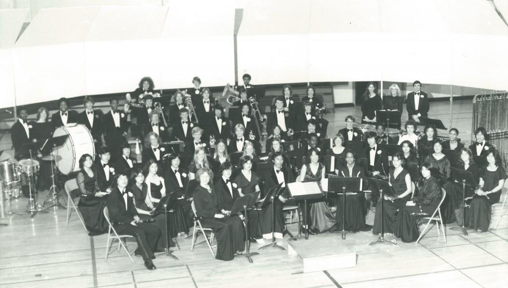 1979 Symphonic Band