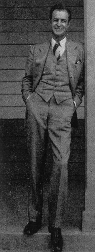 Adrian Newman 1945