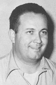John Overholtzer 1953-54 #2